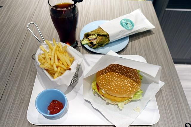 初壹十五Green Burger