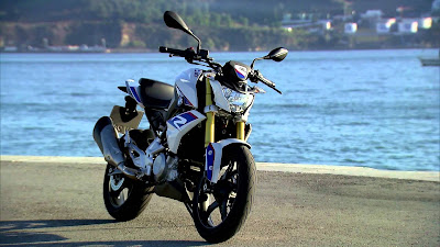 Upcoming 2016 BMW G310R HD Images