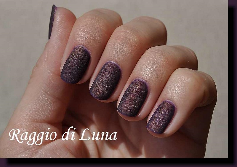 Raggio di Luna Nails: BP UV gel polish Matte Series n° 3941