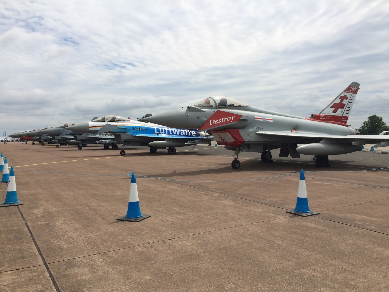 Madaxeman's Wargames Blog: RIAT 2016 - the RAF Fairford ...