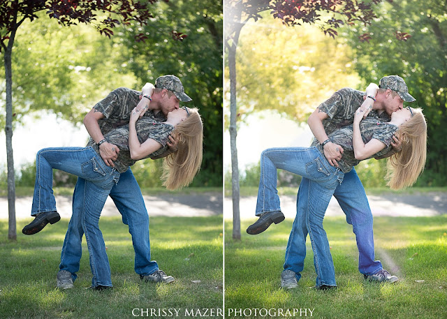 Engagement Photos in Twin Cities MN