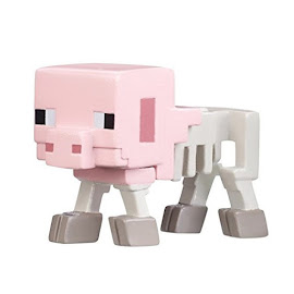 Minecraft Series 9 Pig Mini Figure