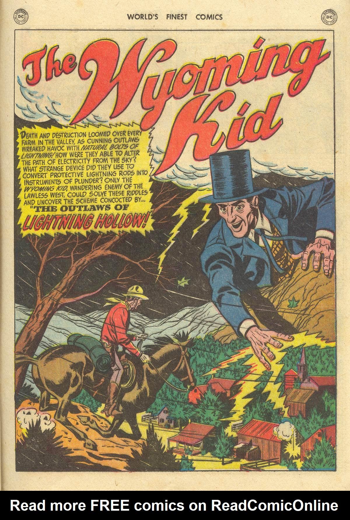 Read online World's Finest Comics comic -  Issue #51 - 43