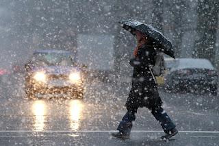 Ну и погода в Ульяновске
