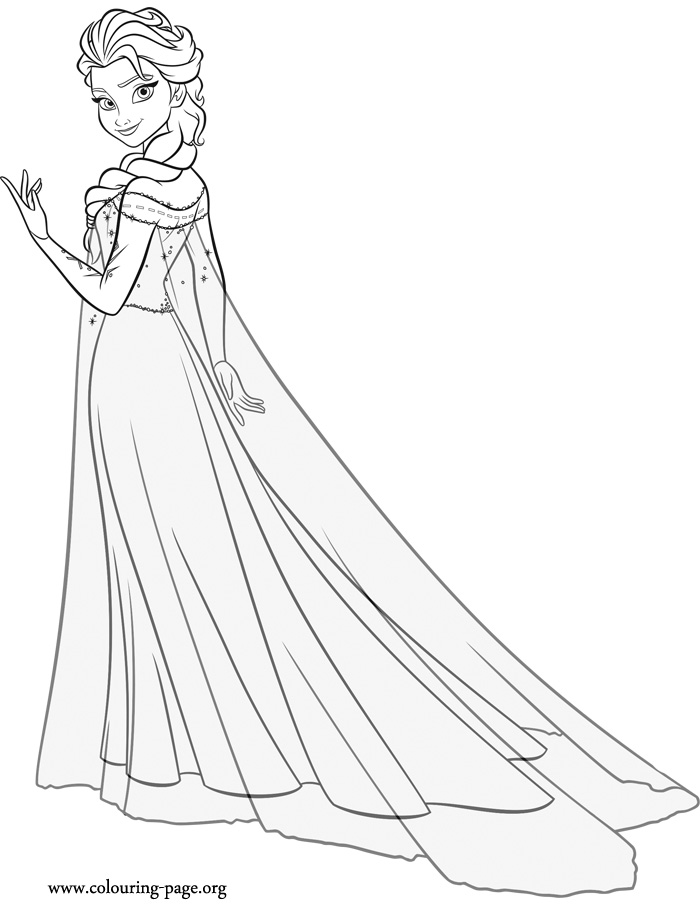 Frozen 2 Coloring Pages Pdf - Coloring And Drawing