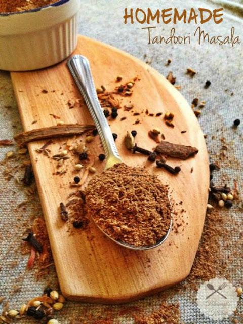 Homemade Tandoori Masala Spice Mix