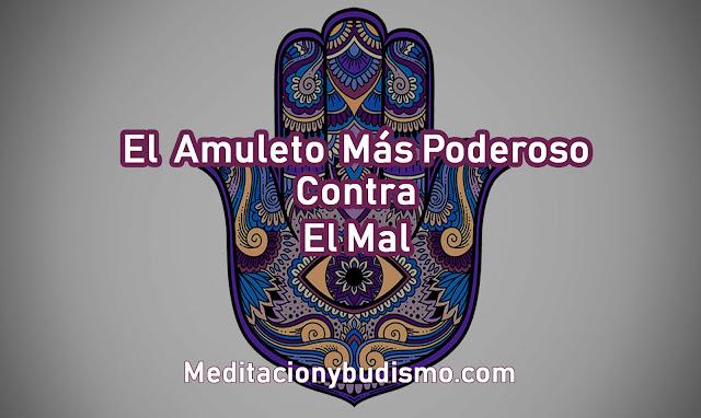 El AMULETO MÁS USADO CONTRA EL MAL