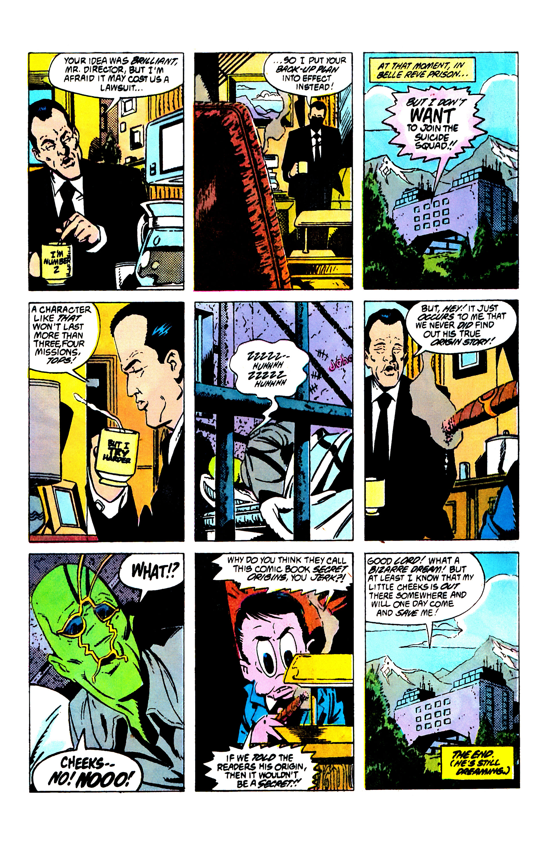 Secret Origins (1986) issue 48 - Page 20