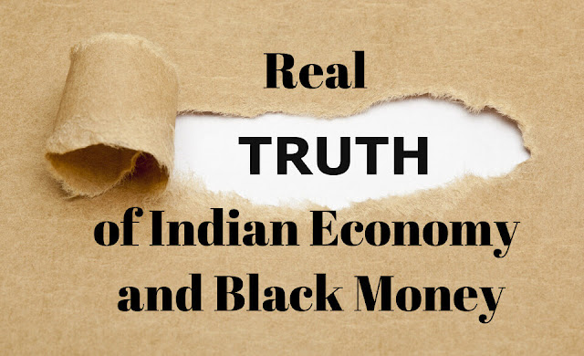 truth of black money