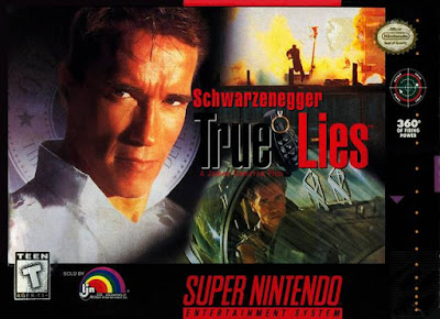 Rom de True Lies - SNES - Em Português - Download