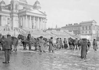 Breve historia de Helsinki
