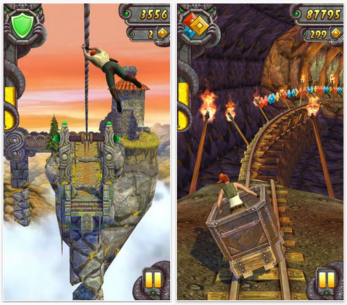 Temple Run 2 Now Released For Android Available On Play Store Tech Shortly
