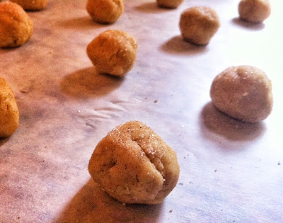 Snapseed 31 - Chai Browned Butter Snickerdoodles