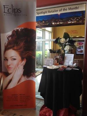 Eclips Salon and Day Spa Ashburn; Brambleton Spotlight Tenant of the month