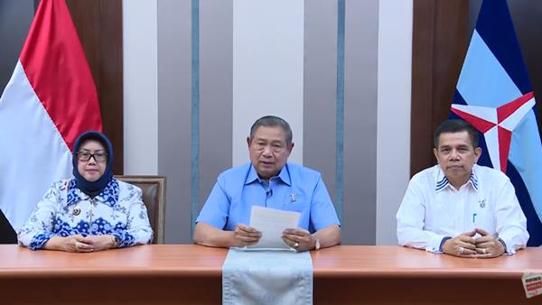 SBY Soroti Kinerja Jokowi Selama Tiga Tahun