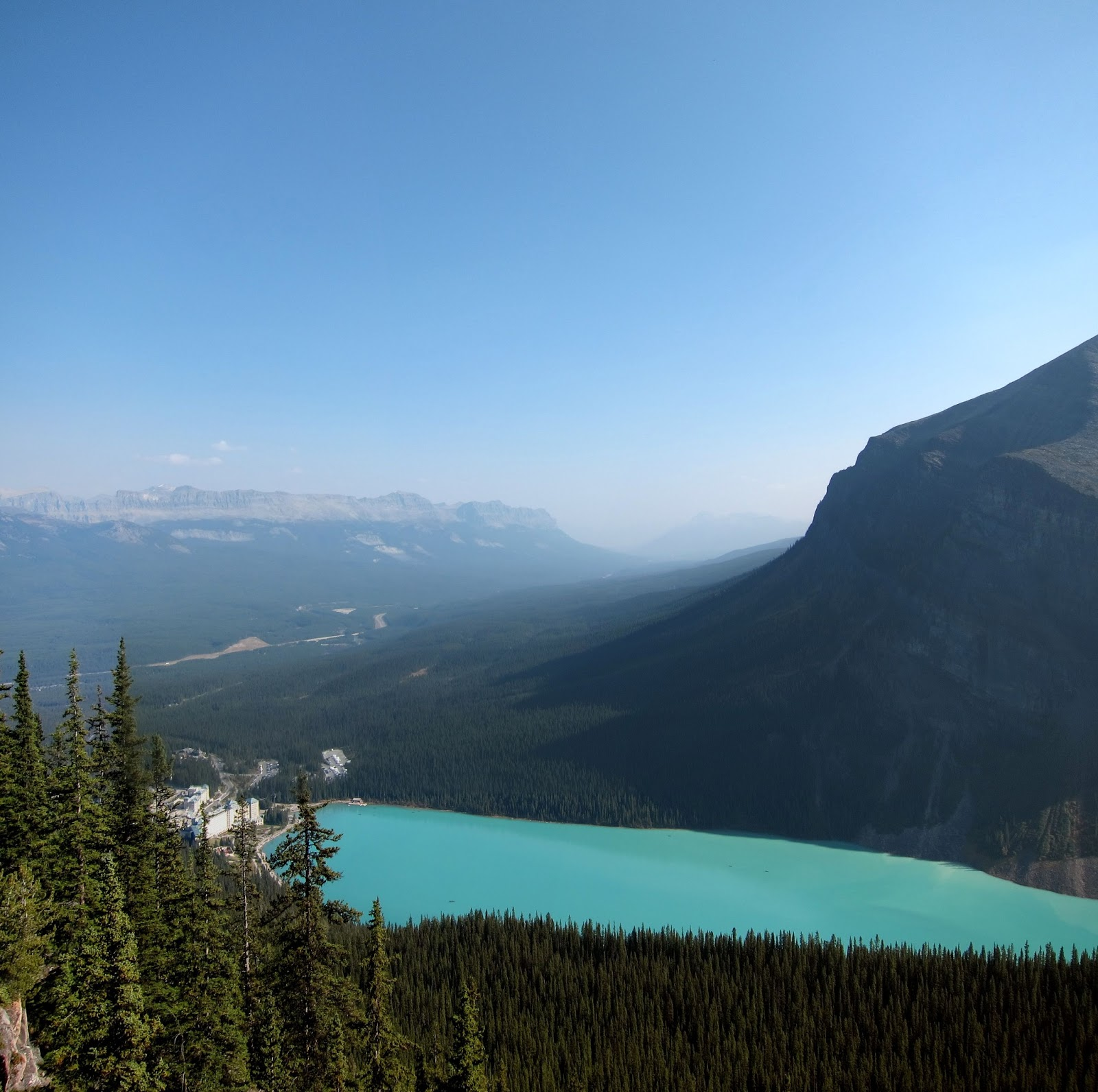 Camper Umo's Campground Reviews: Review: Banff National ...