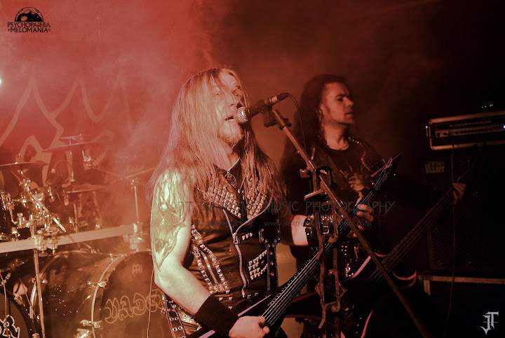 Vader @Under The Black Sun XVIII, Helenenauer, Allemagne 02/07/2015