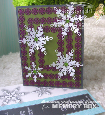 christmas different color combo snowflakes last