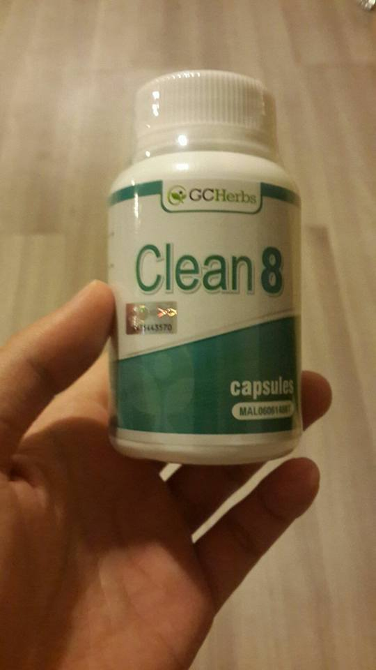 Image result for clean8 capsules