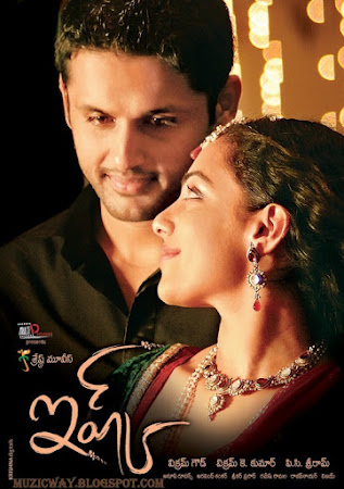 Poster Of Ishq Full Movie in Hindi HD Free download Watch Online Telugu Movie 720P