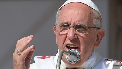 Pope Francis: True evangelising is not debating or winning arguments