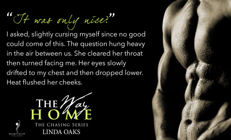 Cover Reveal ~ The Way Home by Linda Oaks - Brittany's Book Blog