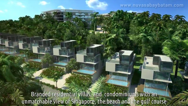 Nuvasa Bay Batam Luxury Villas
