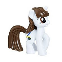 My Little Pony Wave 24 Raven Inkwell Blind Bag Pony