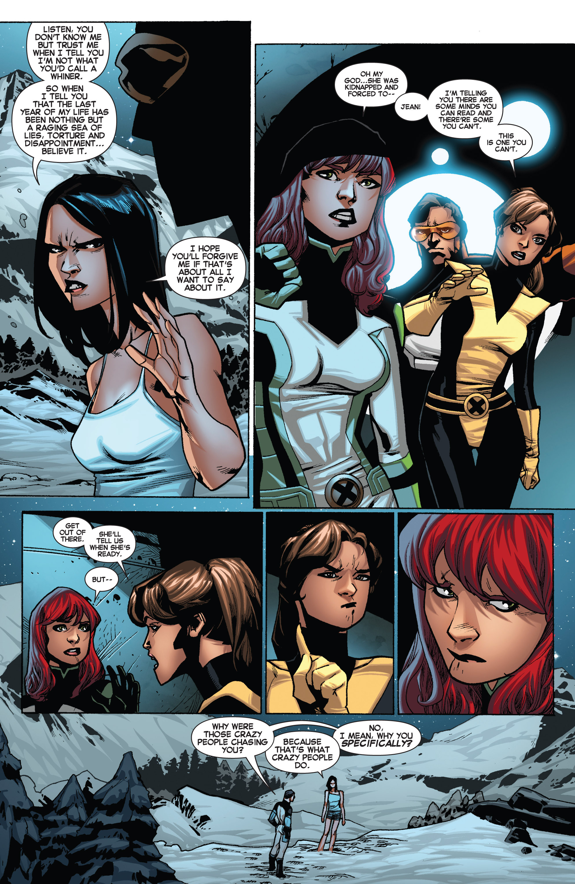 Read online All-New X-Men (2013) comic -  Issue # _Special - All-Different - 49