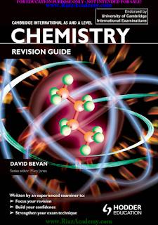 CMABRIDGE IGCSE: CHEMISTRY- Revison Guide by David Bevan