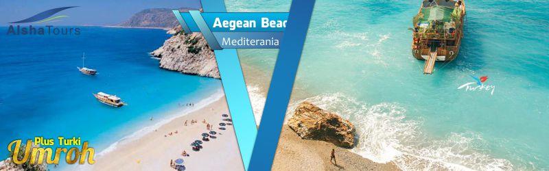Paket Umroh Plus Turki Alsha Tour Aegean