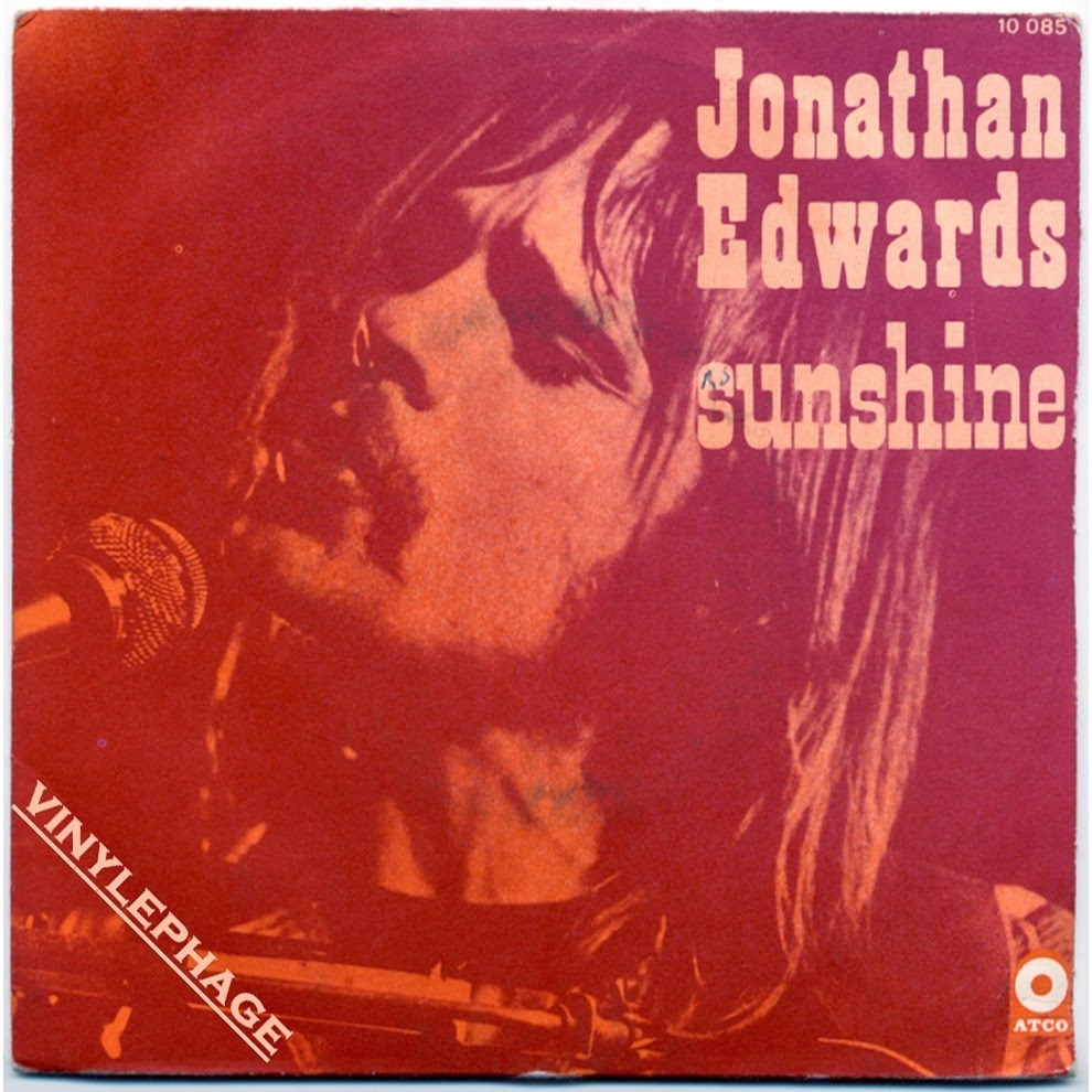 Jonathan Edwards Sunshine 1971