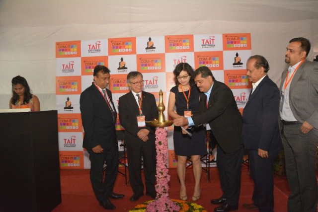 COM-IT Expo a Great Platform to Showcase Latest Technological Innovations, Strike Up Partnerships: Yih-Jyh, Kang, TAITRA