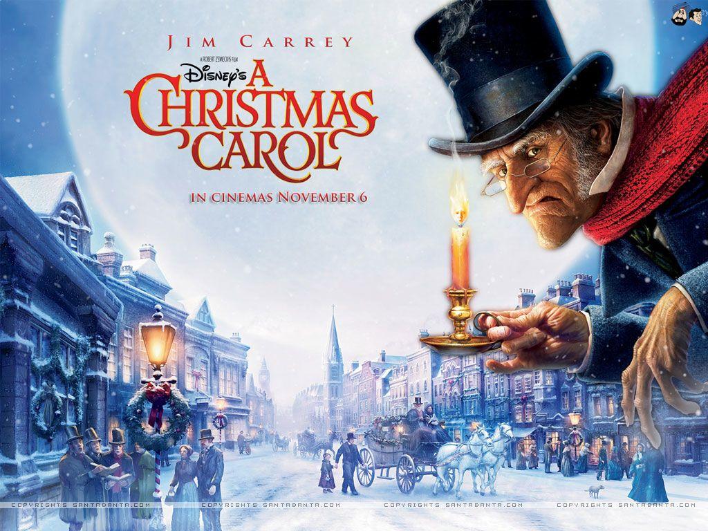 christmas carol, cuento de navidad, películas, disney+
