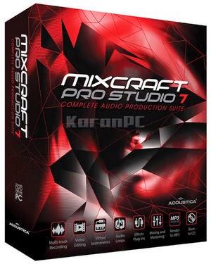 Acoustica Mixcraft Pro Studio Free