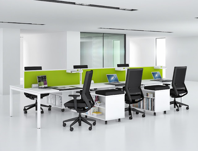 buying used modern office furniture Michigan for sale