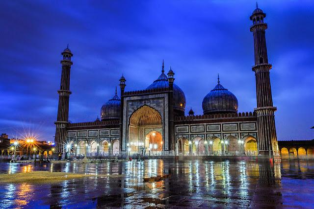 9 Fakta Menarik Tentang Masjid Jama, Salah satu Masjid terbesar di India