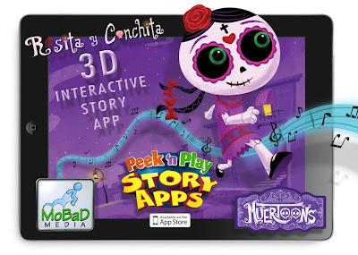Libro in 3D disponibile su app store! :D