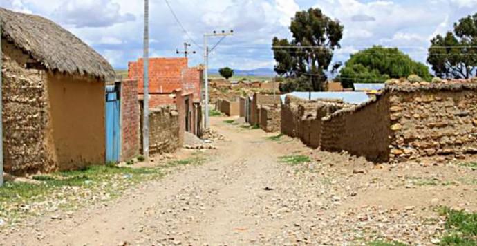 Población paceña de Sica Sica cuenta con una carceleta para 47 privados de libertad / WEB