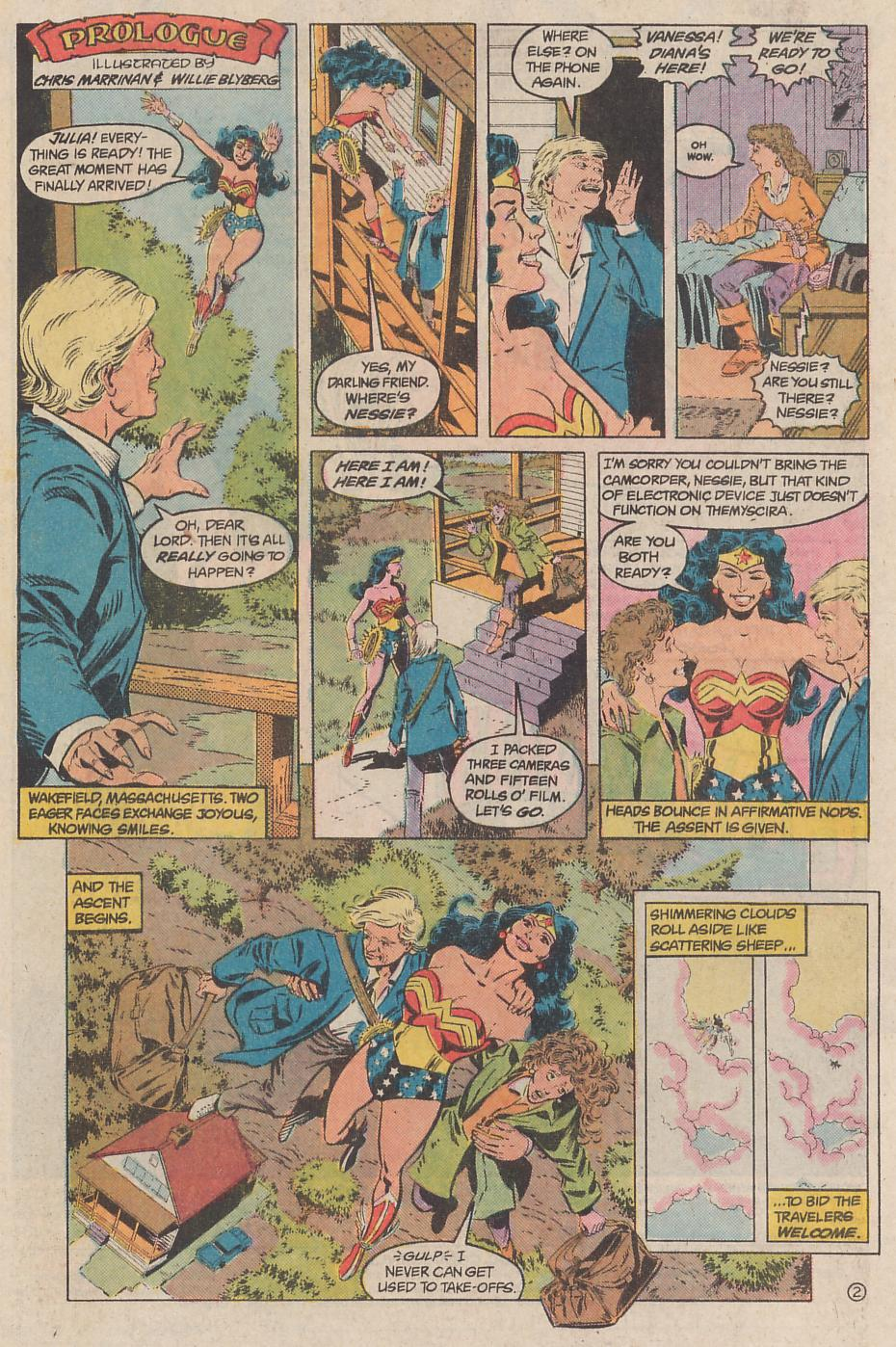 Read online Wonder Woman (1987) comic -  Issue # Annual 1 - 3