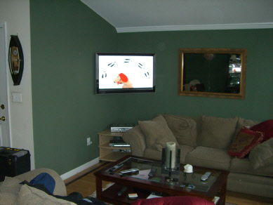 Caddy Corner Flat Panel Tv Installation Solderblogs