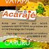 Sueli do Acarajé estará vendendo vatapá e caruru no dia da eleição, em Mairi