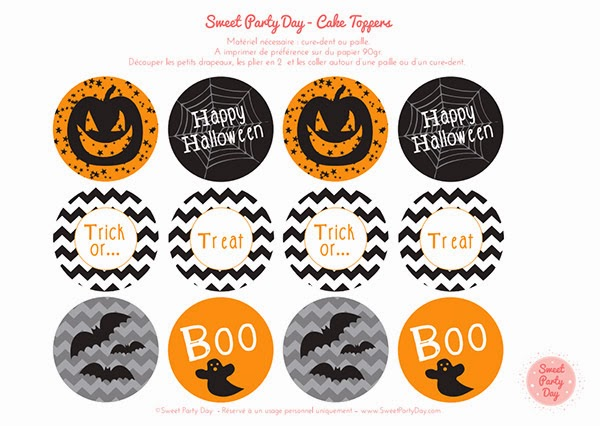 Idee De Decoration Page Dhalloween