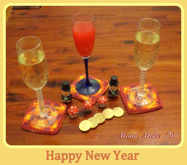 Viel Glück im neuen Jahr 2017 - Happy New Year