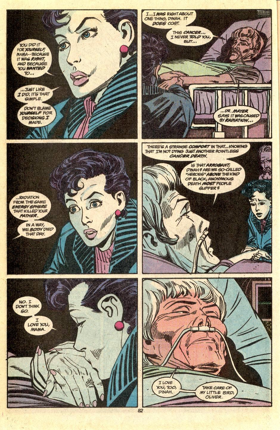 Read online Secret Origins (1986) comic -  Issue #50 - 85
