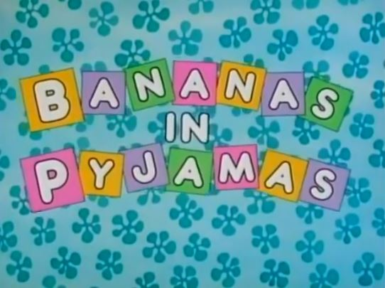 Bananas in Pajamas 90s Kids Show in ABS-CBN A Retrospective