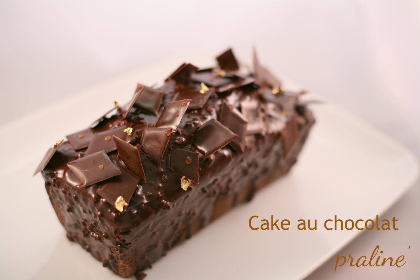 I dolci di pinella pierre herm for Cake au chocolat pierre herme