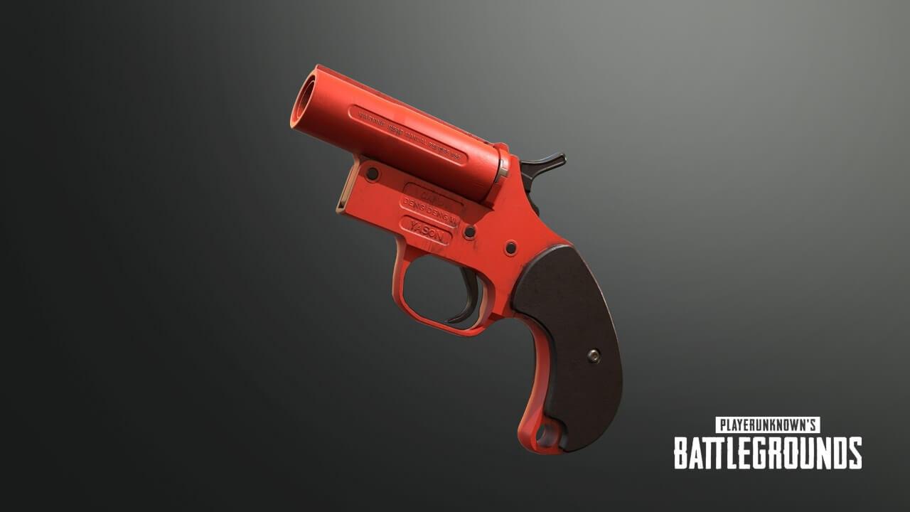 Pubg Wallpaper Flare Gun: PlayerUnknown's Battlegrounds Event Mode Announced