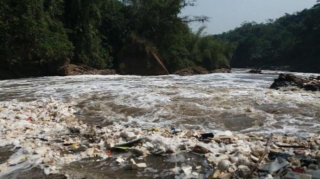 Atasi Banjir,Jabar Genjot Proyek Cieunteung dan Curug Jompong