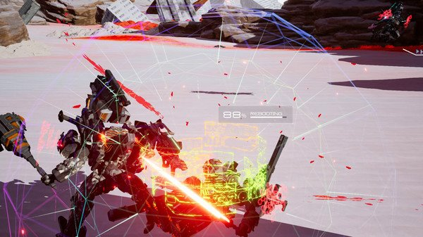 Daemon X Machina (2020) PC Full Español